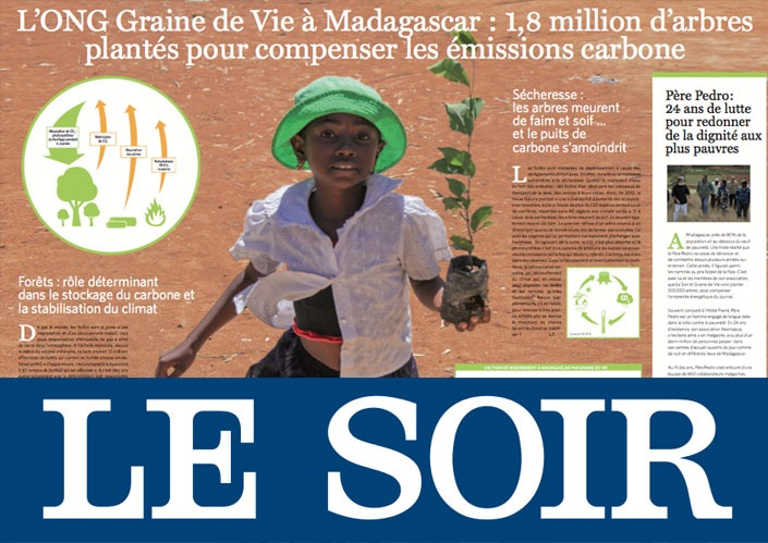 Graine de vie Time to Plant