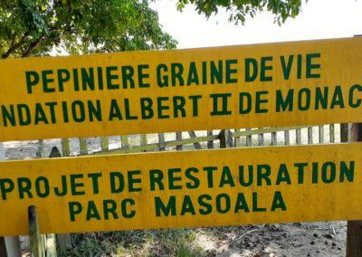 reboisement parc Masoala
