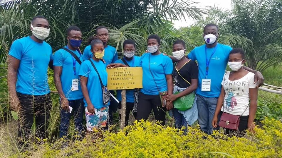 La journée de l'arbre au Togo – 01 Juin 2020